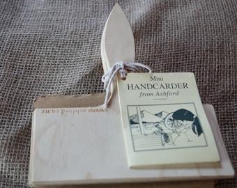Ashford Mini Handcarders