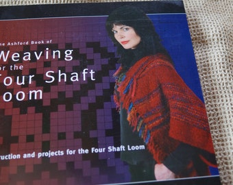 Ashford Book of Weaving for the Four Shaft Loom sale price free shipping offer