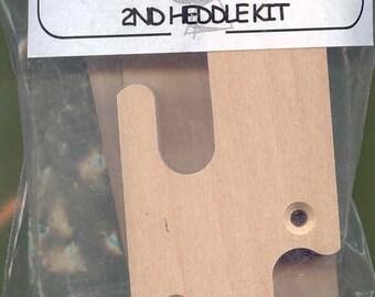 Ashford second heddle kit for rigid heddle loom, sale price