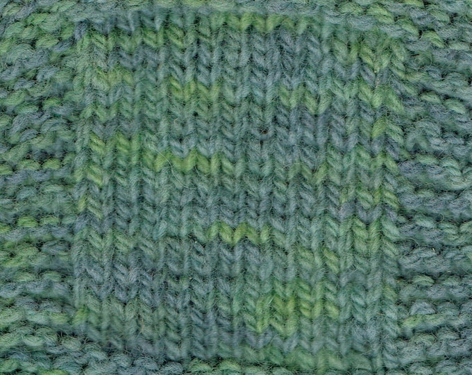 Denim & Ivy 2 ply worsted weight hand dyed soft wool yarn from our American farm, free shipping