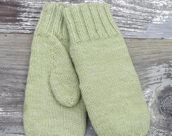 Kat's Patterns Classic 5 Needle Mittens for the Family for Knitting with worsted weight yarn digital