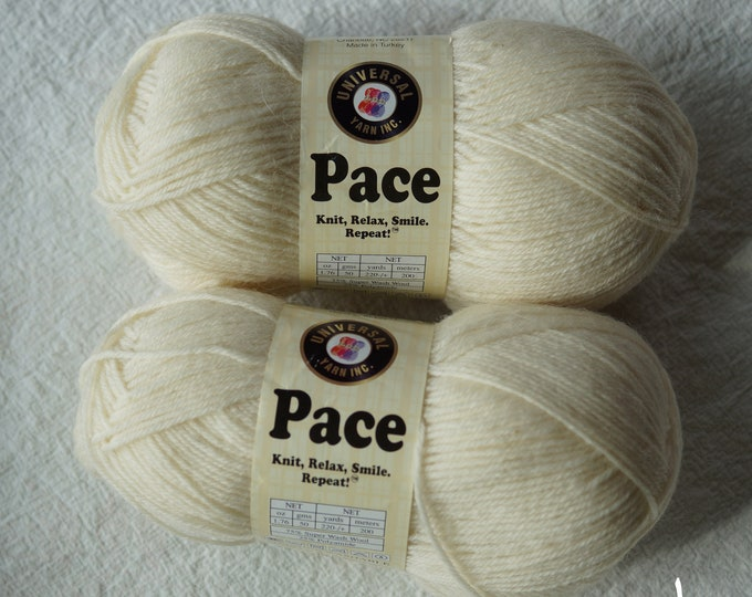 Sock Yarn Pace solid colors sale fingering weight, machine washable wooland polymide