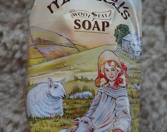 Mitchells Wool Fat Soap Bath Bar