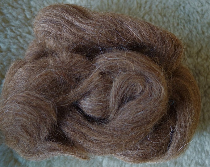 Low camel or camel hair roving for spinning free shipping offer