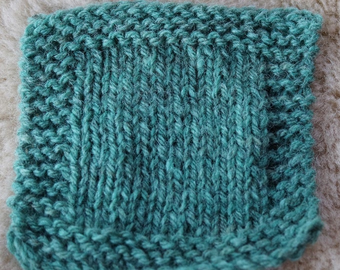 Gris Green sport weight soft 2 ply wool yarn from our American farm free shipping offer