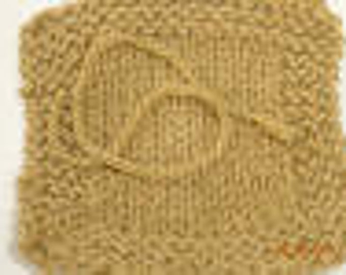 Burlap 3 ply worsted weight kettle dyed soft wool yarn from our American farm, free shipping offer