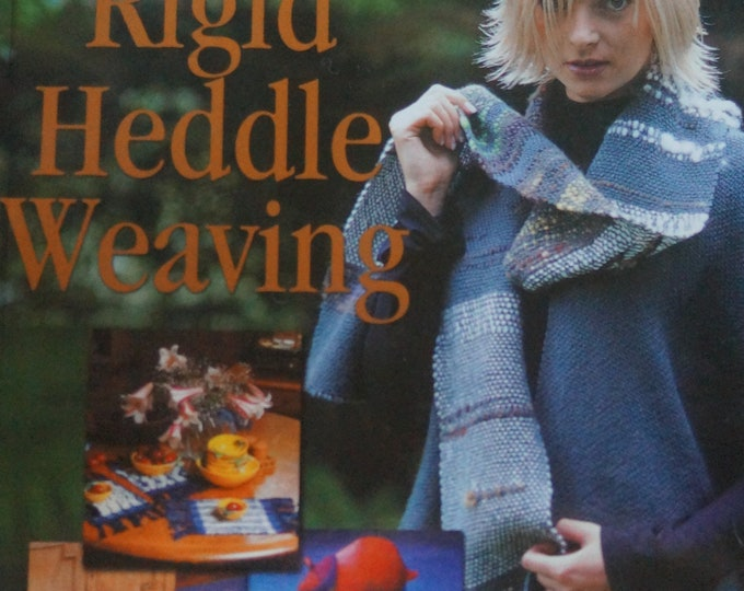 Weaving: Ashford Book of Rigid Heddle Weaving clearence price free shipping offer