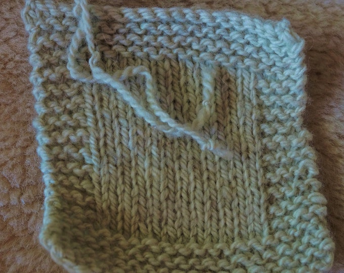 Light Olives kettle dyed 2 ply worsted weight wool yarn from our USA farm free shipping offer