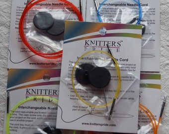 Dreamz cords for interchangable needle tips several sizes sale price free shipping offer