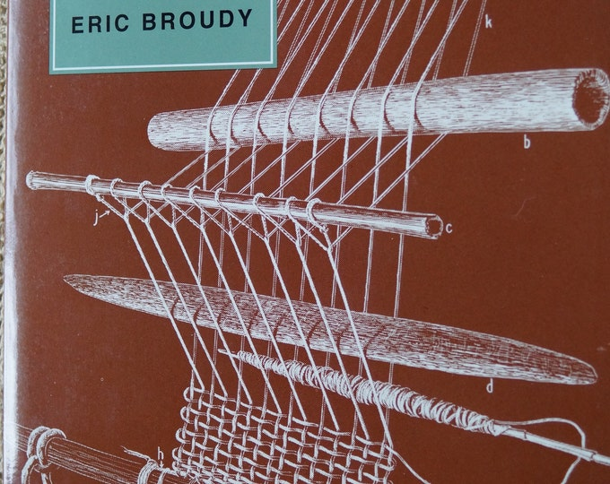The Book of Looms by Eric Broudy history of handlooms