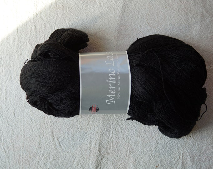 Lace Weight merino wool Yarn from Skacel 1375 yds per skein several colors available, sale price, free shipping offer