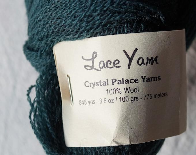 Lace weight wool yarn Crystal Palace Yarn sale free shipping offer