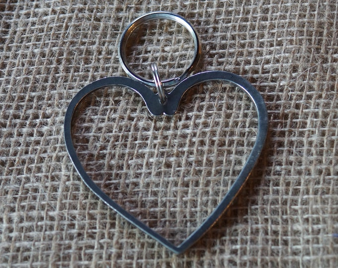 Danforth keyrings pewter made in the USA