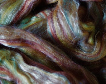 Silk and Merino wool sliver free shipping offer
