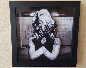 Marilyn Monroe wall art home decor