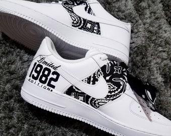 Custom Shoes Etsy