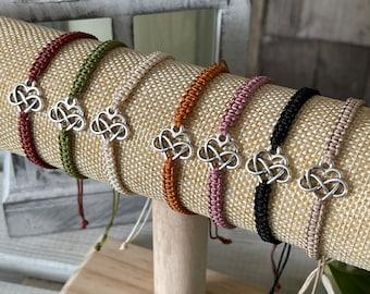 "Bracelet ""infinitely love"" silver"