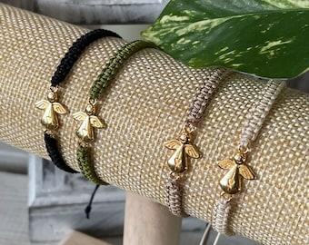 "Bracelet ""Guardian Angel"" Gold"