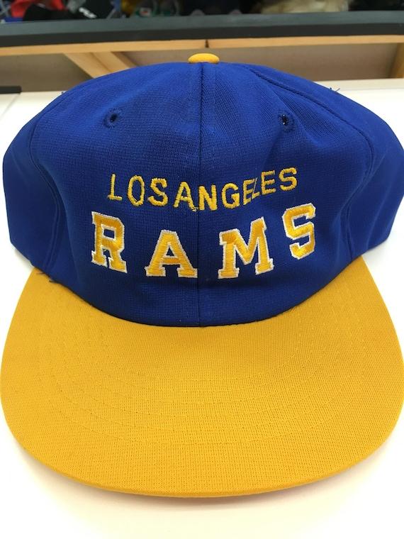 406ebed518d Rare Vintage Deadstock Los Angeles Rams LA Rams NFL Football