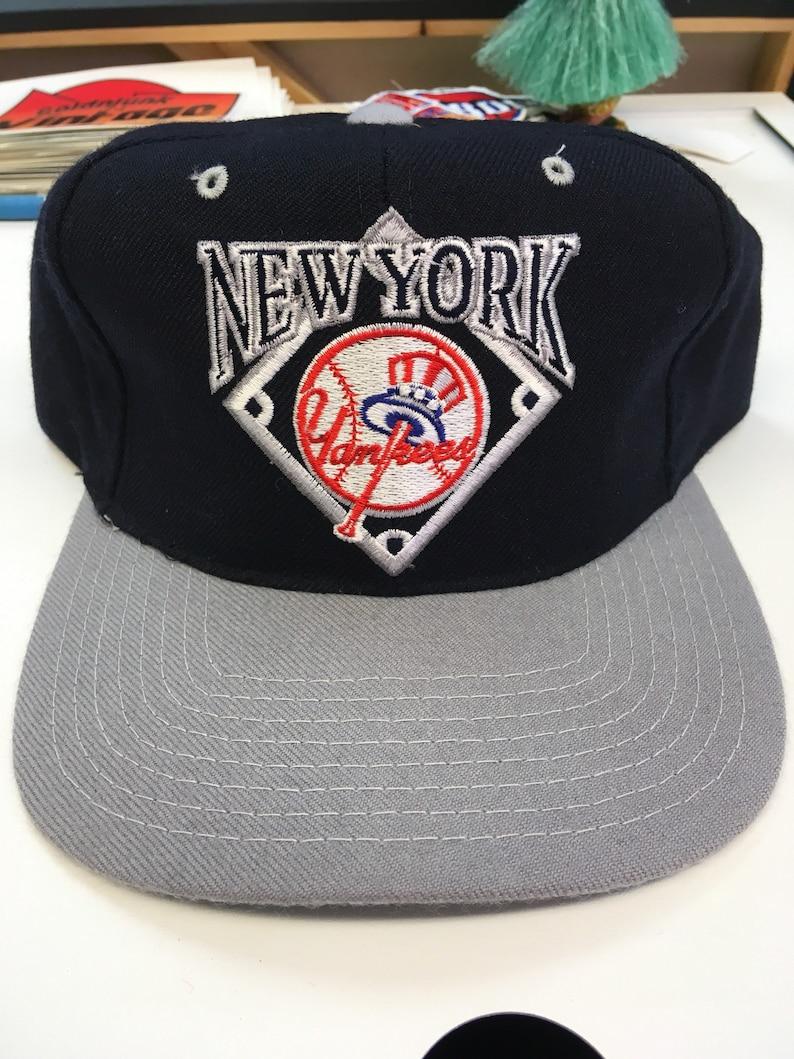 7ed5276ab82ce Deadstock Vintage NY New York Yankees MLB Baseball 100% Wool