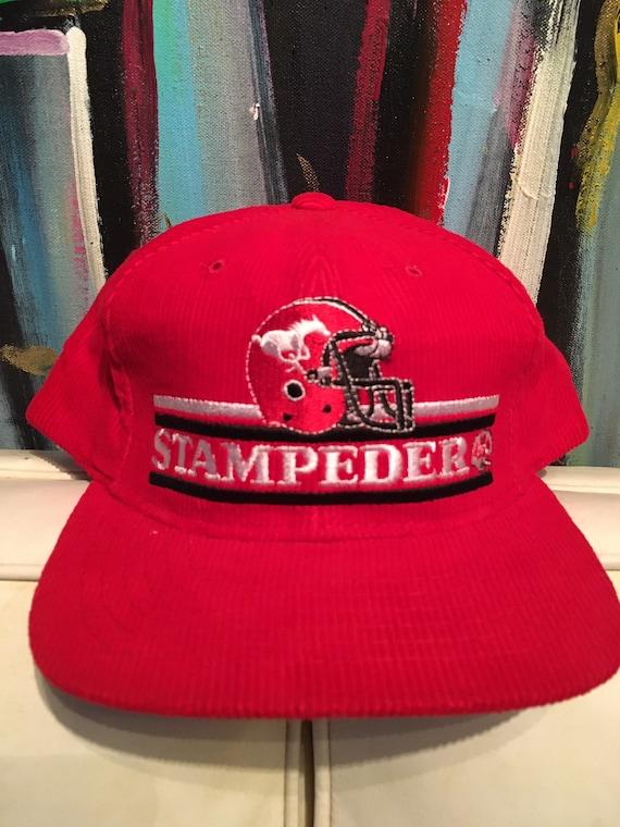 Deadstock Vintage Calgary Stampeders CFL Football