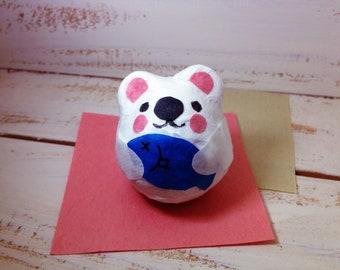 Polar Bear Roly-Poly