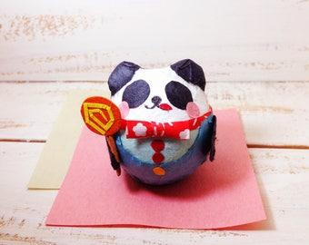 Lollipop Panda roly-poly