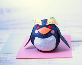 Penguin roly-poly