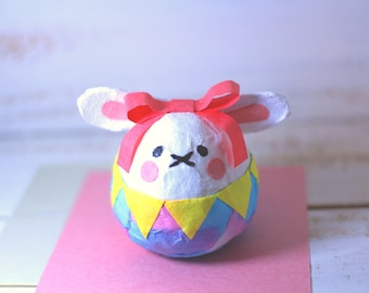 Ribbon Bunny Roly-Poly