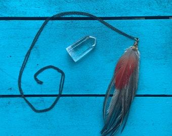 Tepoz necklace
