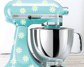 Daisy Kitchen Mixer Decals