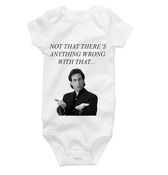 These Pretzels Are Making Me Thirsty Seinfeld Parody Cute Onesie Baby Bodysuit