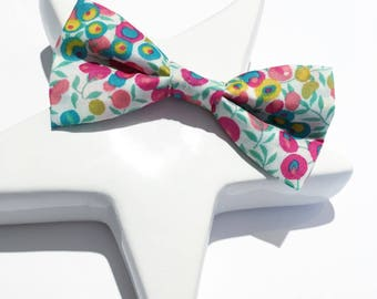 "Barrette currant ""Liberty wilshire"" bow"
