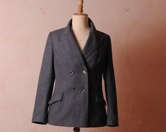 a67f344827c3 veste 1940 de gansters femme homme  haute couture française veste de  costume de PARIS