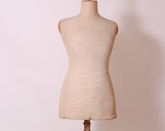 /mannequin vintage dress form