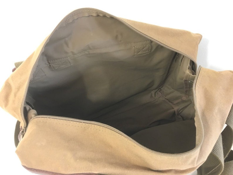 345f91e7a3 Ralph Lauren Crossbody Bag Men Women 80s 90s vintage canvas