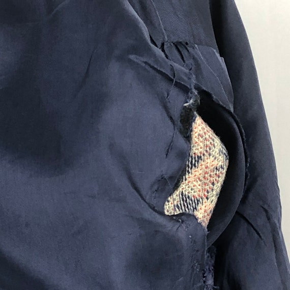 1960s Givenchy double-breasted jacket xs small 60… - image 9