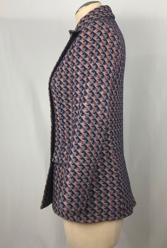 1960s Givenchy double-breasted jacket xs small 60… - image 3