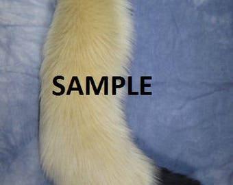 faaf02205 Curvy Fox Tail - Design Your Own