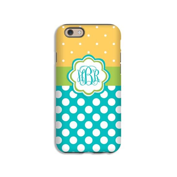 iphone 8 plus case polka dot