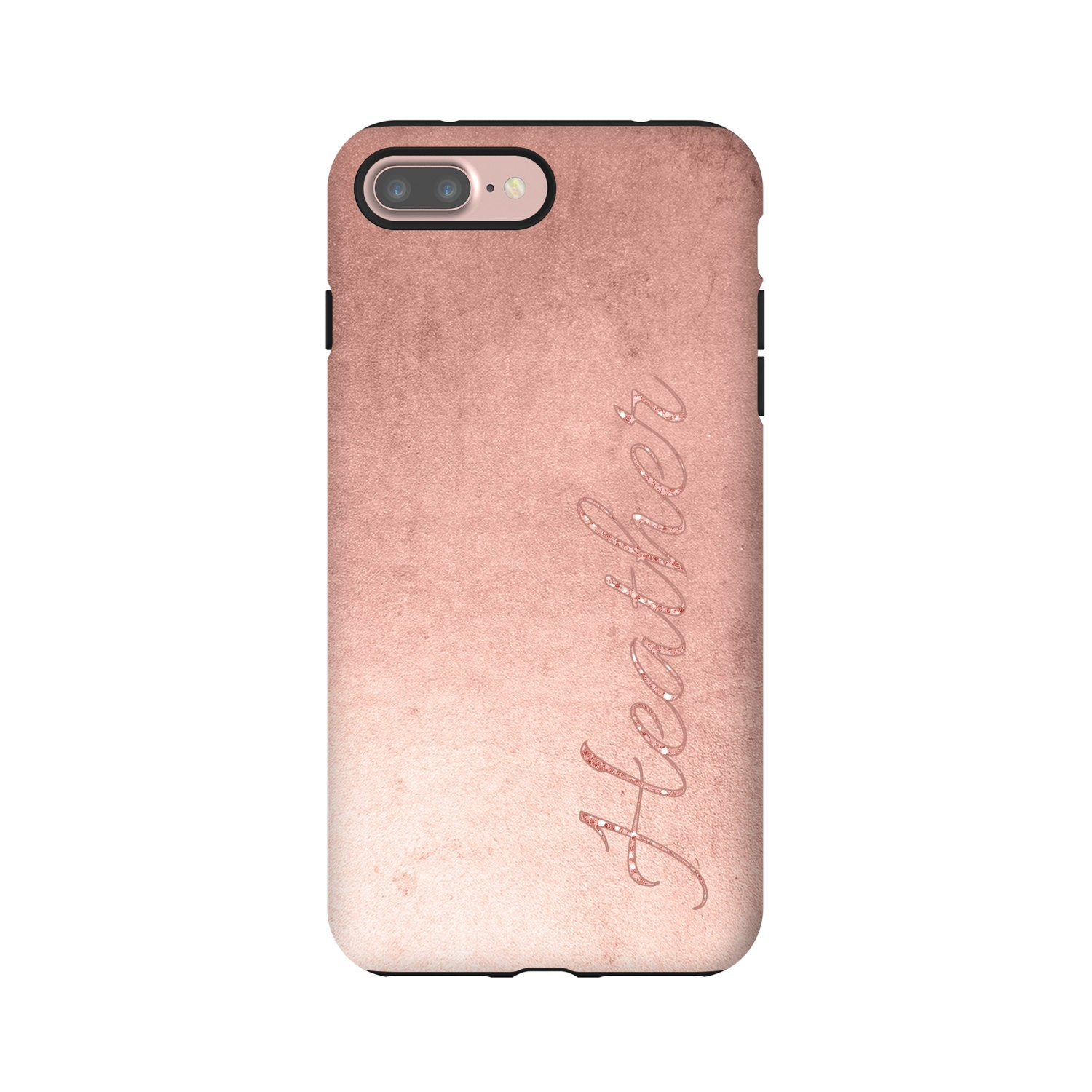 rose gold iphone 8 phone case