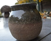Vase with a natural look....