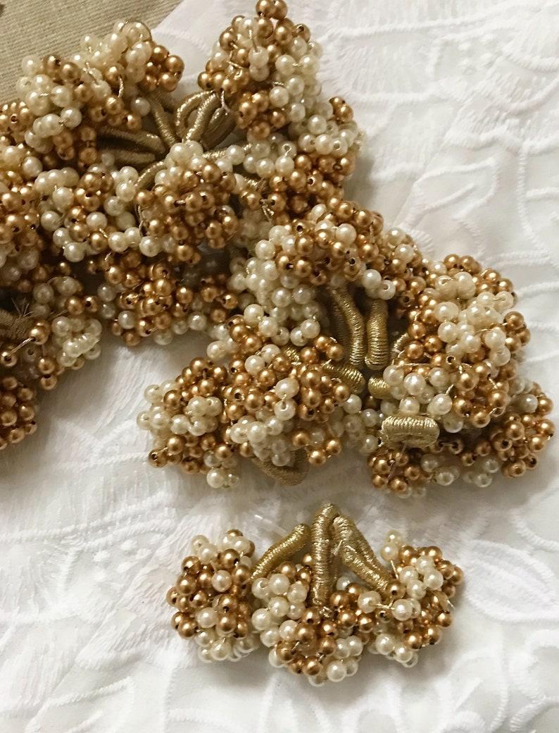Embellishments Finishes 1 Pair Designer Tassel Latkans