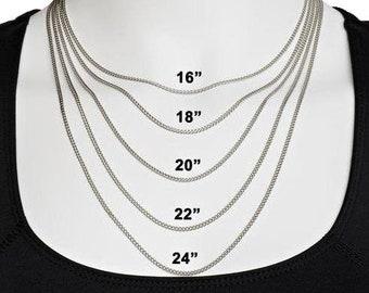 099199dd6c534 Steel necklace | Etsy