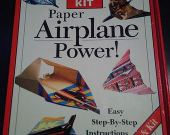 Paper Airplane Power!