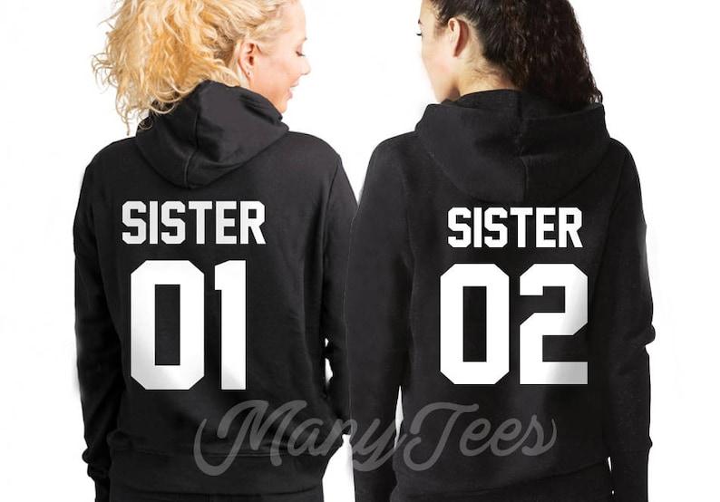 5b457b091212 Sisters hoodies sisters sweatshirs sister sisters sweater best