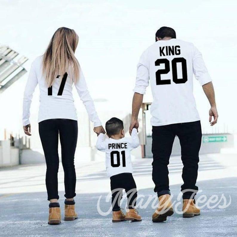 f207504eb0fd5 King queen sweatshirt king queen prince princess sweatshirts king and queen  sweatshirts king sweater family outfit king and queen hoodie