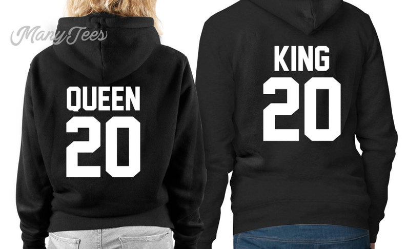 7c0bf7af500f King and queen hoodie king and queen sweatshirts king and