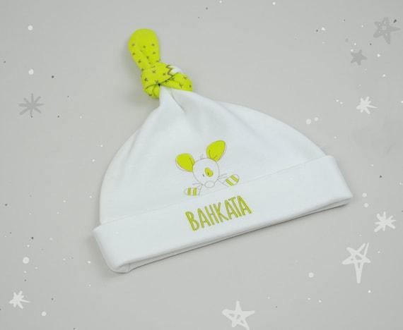 Cute Baby Hat Organic Baby Hat Baby Girl Beanie Infant  2f82eff90156