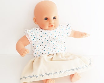 corolle baby doll clothes 12